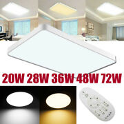 Led Ceiling Down Light Dimmable Flush Mount Kitchen Lamp Home Fixture Ultra Thin