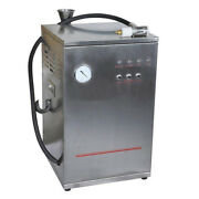 Dhl Fast Ship 10l Dental Lab Steam Cleaner Instrument Cleaning Casting Machine