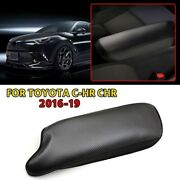 Auto Inner Center Console Armrest Box Cover Trim Part For Toyota Chr 2016-20181