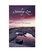 Sounding Line By Anne Degrace 2009 Hardcover
