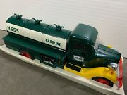 The First Hess Truck Vintage Toy 1982