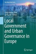 Local Government And Urban Governance In Europe, Hardcover By Silva, Carlos N...