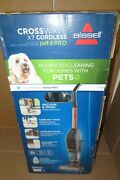 Bissell Crosswave X7 Cordless Pet Pro Wet Dry Vacuum All-in-one 3011 Brand New