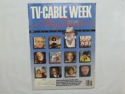 Tv-cable Week 1983 September Rogers Murphy Charlie Julia Childs And More Az
