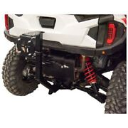 Tusk Hitch Mounted Spare Tire Carrier Polaris General 1000 Xp 1000 2016-2021