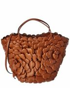 Valentino Atelier 03 Rose Edition Leather Shoulder Bag Womenand039s