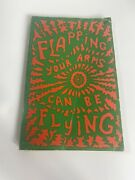 Flapping Your Arms Can Be Flying Book 1967 2nd Print Psychedelic Collectible