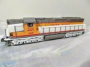 M.t.h Railking 20-2281-1 Union Pacific Scale Sd 24 Diesel Engine Mth
