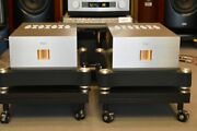 Tad Pioneer M600 Monoblock Power Amplifier Stereo Pair 100v New Japan Exclusive