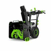 Ego Power+ Snt2405 24 In. Self-propelled 2-stage Snow Blower