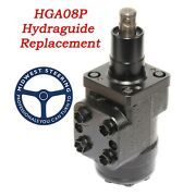 Midwest Steering Replacement For Hga08 Series Pinhole Hydraguide Hga08p
