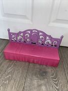 Barbie Malibu Dream House Replacement Spare Couch Sofa Bed Daybed Pink