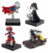 Masters Of Disguise Full Set By Doug Hyde. Sculpture New In Box