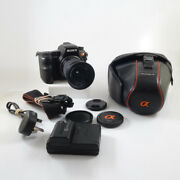 Sony Alpha A700+18-70mm + Case Very Good Condition | Official Sony Uk Dealer