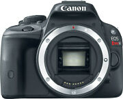 Canon Sl1 Body Only- No Lens Included