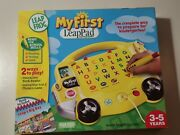 My First Leap Pad Alphabet Bus Learning System By Leap Frog, Brand New And Sealed
