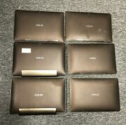 Read Lot Of 6 Asus Transformer Book Tablet Tf101 16gb 10.1 Brown  Untested