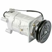 For Chevy Gmc Buick Ford Lincoln Mercury And Jaguar Ac Compressor And A/c Clutch Tcp