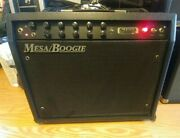 Mesa Boogie F50 50 Watt With Footswitch Euc.home Use Only Double Box Shipping
