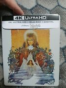 Labyrinth 4k Uhd Blu-ray Steelbook - Best Buy Exclusive. No Dents Or Scratches
