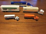 Lot Road Champ Die Cast Truck Semi Collection Good Year Pepsi Allied United Etc