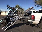 Motorcycle Lifts And Ramps See Description