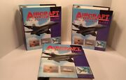 Aircraft Of The World The Complete Guide / Sections 1-16 / 3 Binders