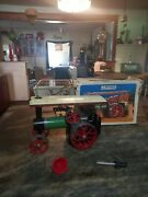 Vintage Mamod Steam Engine Tractor Good Condition Untested With Box