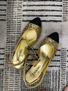 Glitter Shoes Size 40