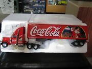 Matchbox Collectibles 148 Coca Cola Coke Tractor Trailer Delivery Truck O Scale