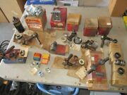 Nos New Vintage Mopar Dodge Plymouth Desoto Parts Lot 1930and039s 1940and039s 1950and039s