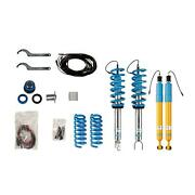 Bilstein Road Coil Springs Shock Absorbers Suspension Kit 49-132380 For E-class