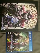 Death End Request 2 Ps4 Limited Collector Edition Us Release Request