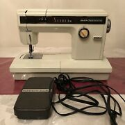 Vintage Kenmore Sears Best 158.19141 Sewing Machine With Case