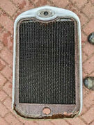 1928 4 Cyl. Chevrolet - Harrison Radiator And Associated Shell And Shroud - Tested