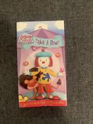 Jojoand039s Circus Take A Bow A Think And Move Show For Preschoolers Rare Vhs Disney