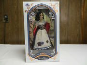 Disney Limited Edition Snow White Rags Doll