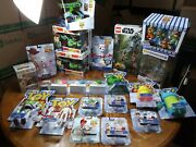 Star Wars Lego Funko Toy Story Funko And Toys Huge Bundle Woody Hot Wheels