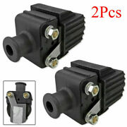2 X Ignition Coil For Mercury And Mariner 6 8 9.9 10 15 18 20 25 30 35 40 45 50 Hp
