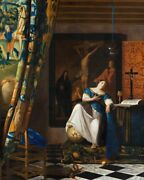 Image-art-print-allegory-of-the-catholic-faith-vermeer-37x47in-print-on-paper-c