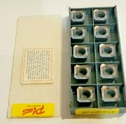 Sekt 43 Afr Hm Ic28 Iscar 10 Inserts Factory Pack Authentic