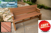 Bench Folding Picnic Table Outdoor Bench Portable Seat Camping Patio Water Proof