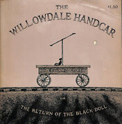 The Willowdale Handcar Or The Return Of The Black Doll 1962 Gorey, Edward
