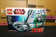 New Sealed Box Lego 8036 Star Wars Separatist Shuttle Free Priority Mail