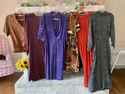 Vintage Womens Clothing Lot Of 6 Pieces 80s/90s Mix
