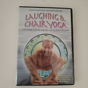 Laughing And Chair Yoga For Heart Disease Weight Loss And Stress Release Dvd New