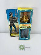 Rare Vintage Legends Of The West Calamity Jane Figure Doll 1973 Excel Toy Corp.