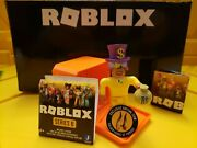 Roblox Celebrity Series 8 Golden Millionaire With Golden Horns Of Pwnage Code