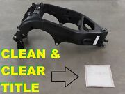 Main Frame Nice 04-06 Yzf-r1 Yzfr1 Straight Chassis Good 2 Go {yes}