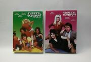 Three's Company Season 4 And 5 Four And Five Box Sets John Ritter Suzanne Somers